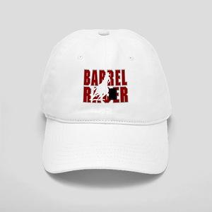 BARREL RACER [maroon] Cap